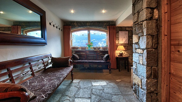 hotel room or your luxury chalet