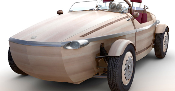 Toyota Concept Heirloom Car