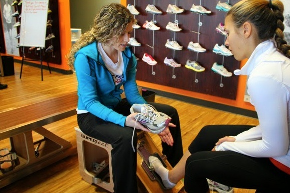 Shoe Consultation